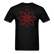 T-Shirts ~ Men's T-Shirt ~ Atomic