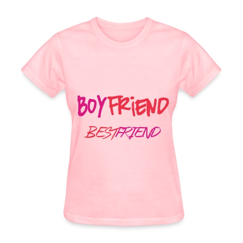 Boyfriend - Bestfriend - Women's T-Shirt