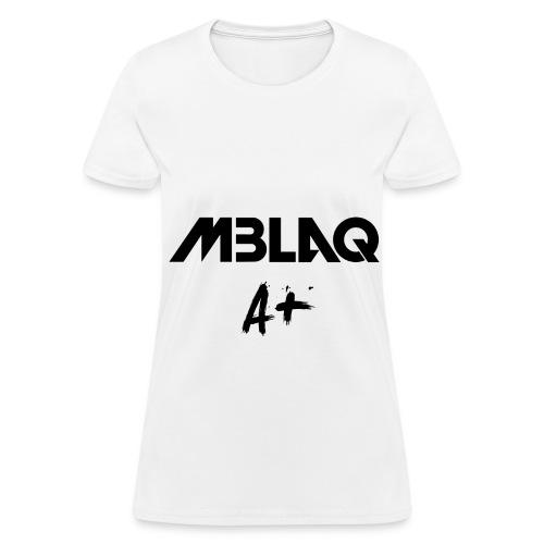 MBLAQ - A+ - Women's T-Shirt