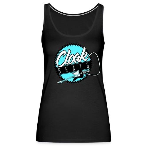 womens Cloak tank - Women's Premium Tank Top