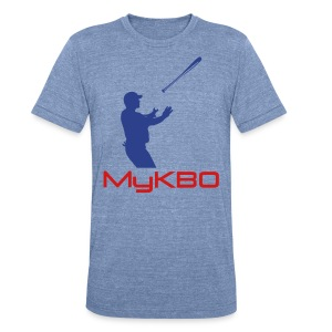 MyKBO Alternate - Unisex Tri-Blend T-Shirt