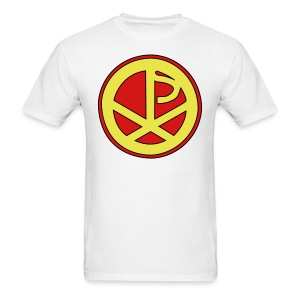 Chi Rho Hero Shirt - Men's T-Shirt