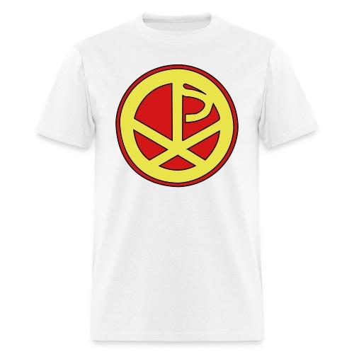 Chi Rho Hero Shirt - Men's T-Shirt