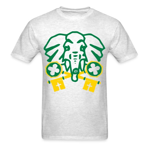 St. Peter's Elephant - Men's T-Shirt