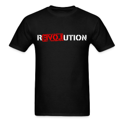 Love Revolution Politics - Anarchism - Anti-capitalism - Libertarian - Communism - Revolution - Anarchy - Anti-government - Anti-state