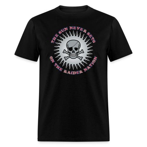 Raiders London blk - Men's T-Shirt