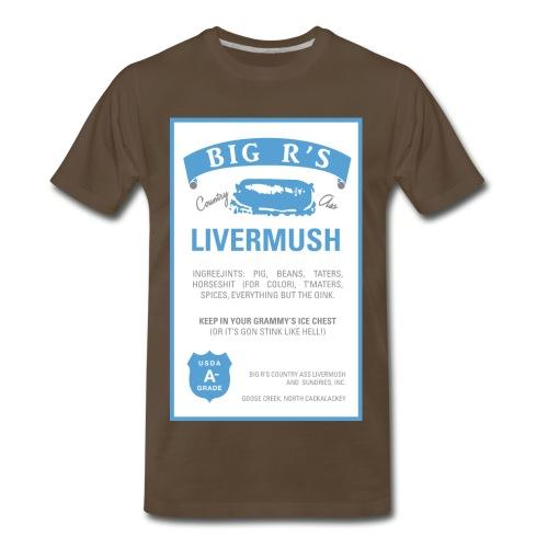 Big R's Shirt - Men's Premium T-Shirt