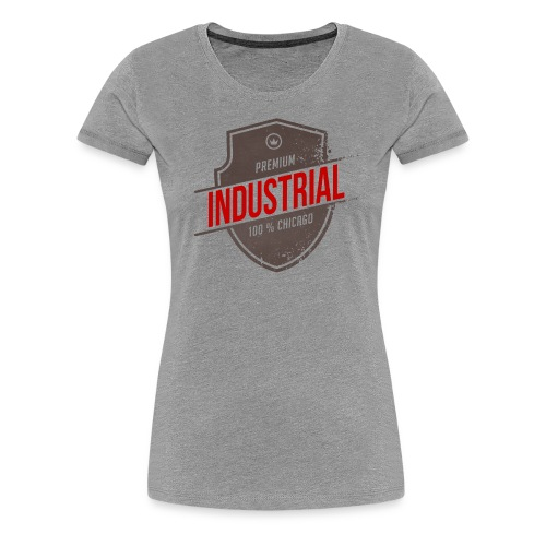 Womens Industrial T - Women's Premium T-Shirt