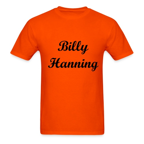 Billy Hanning - Men's T-Shirt