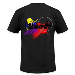 Brand black label - Men's T-Shirt by American Apparel
