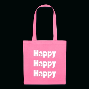 HAPPY HAPPY HAPPY - Tote Bag