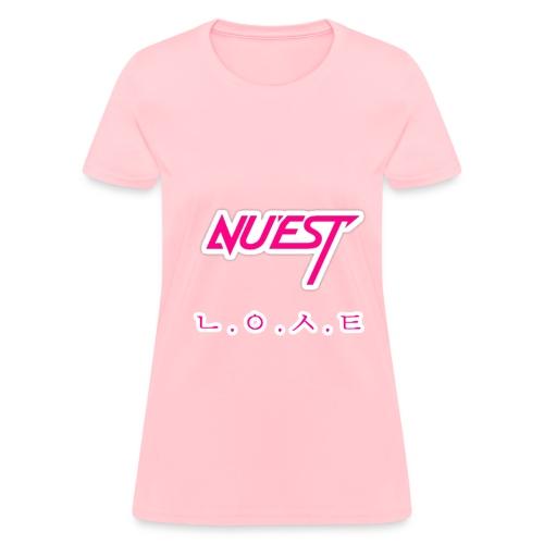 Nu'Est - L.O.V.E - Women's T-Shirt