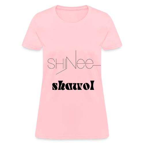 SHINee - Shawol - Women's T-Shirt