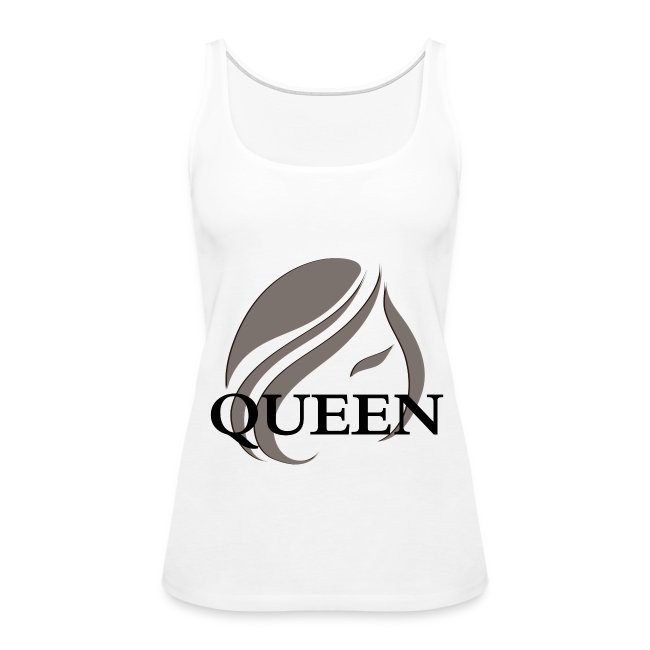 Queen Premium Tank by Ms. Marie