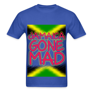 JAMAICA GONE MAD  - Men's T-Shirt