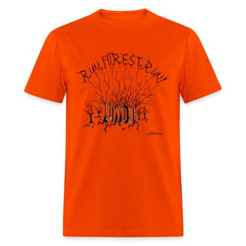 run forest 2 - Men's T-Shirt