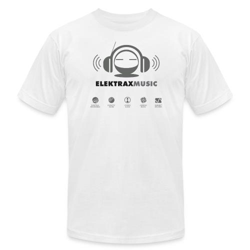 Elektrax Music Shirt - Men's  Jersey T-Shirt