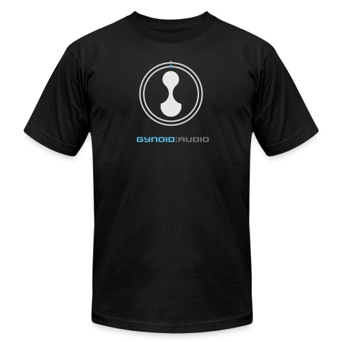 Gynoid Black V.2 - Men's  Jersey T-Shirt