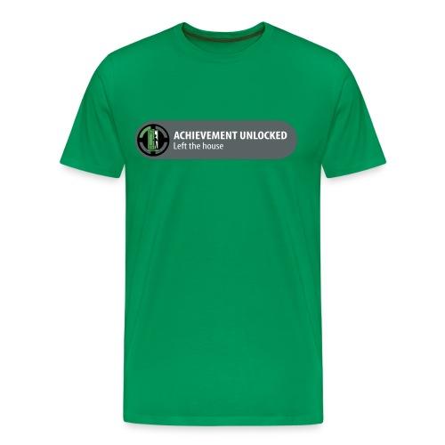 Left the House - Men's Premium T-Shirt