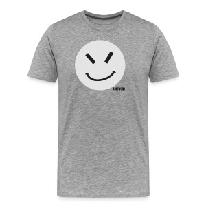 ACIDWORX GREY - CLASSIC CUT - Men's Premium T-Shirt