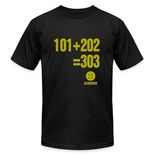 AcidWorx - 303 / Limited Edition - Men's Fine Jersey T-Shirt