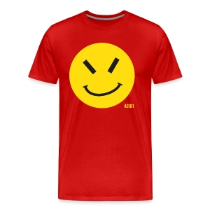 RED ACID - Men's Premium T-Shirt