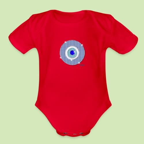 Protect - Organic Short Sleeve Baby Bodysuit