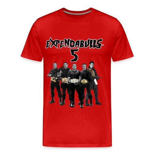 ExpendaBulls 5 - 2014 - Men's Premium T-Shirt