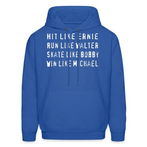 North Hit Run Skate Win - Men's Hoodie