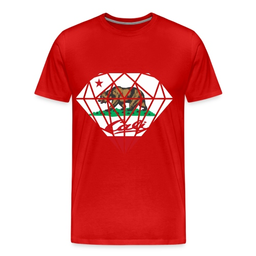 Cali Diamond  - Men's Premium T-Shirt