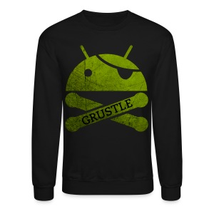 Grustle  ANDROID PIRATES   SWEAT SHIRT - Crewneck Sweatshirt