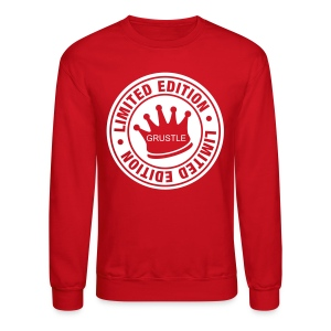 Grustle  KINGS  LIMITED EDITION  SWEAT SHIRT - Crewneck Sweatshirt