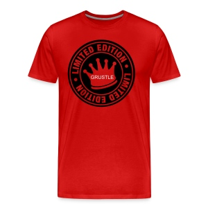 Grustle  KINGS  LIMITED EDITION T SHIRT - Men's Premium T-Shirt