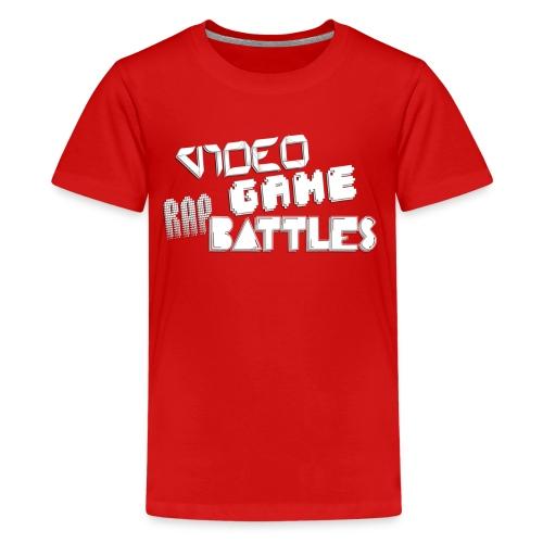 Kid's VideoGameRapBattles Shirt - Kids' Premium T-Shirt