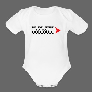 Flat Rock - Short Sleeve Baby Bodysuit