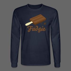 Fudgie - Men's Long Sleeve T-Shirt
