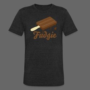Fudgie - Unisex Tri-Blend T-Shirt