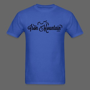 Iron Mountain - Men's T-Shirt