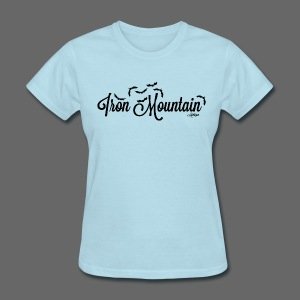 Iron Mountain - Women's T-Shirt