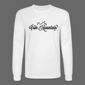 Iron Mountain - Men's Long Sleeve T-Shirt