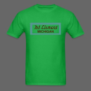 Mt. Clemens - Men's T-Shirt