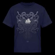 Kids' Shirts ~ Kids' T-Shirt ~ Kid's Kraken Tee