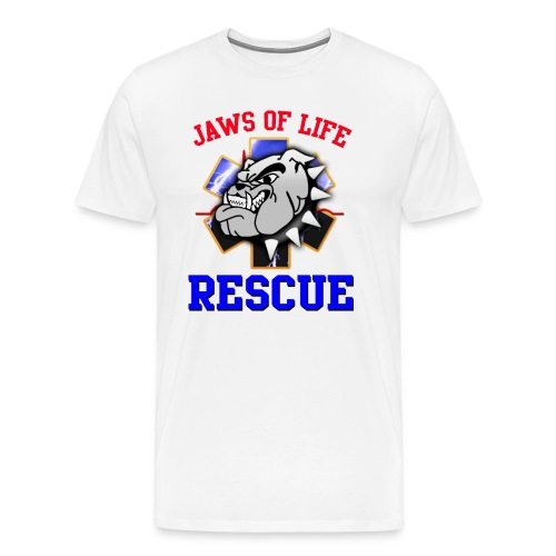 Jaws of Life - Rescue - Men's Premium T-Shirt