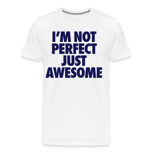 Just Awesome! - Men's Premium T-Shirt