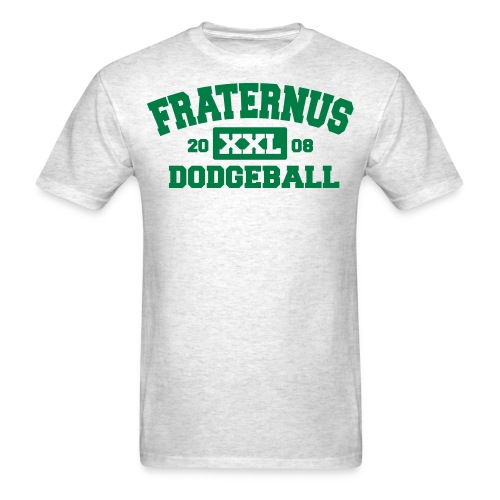 Fraternus Athletics Crimson - Men's T-Shirt