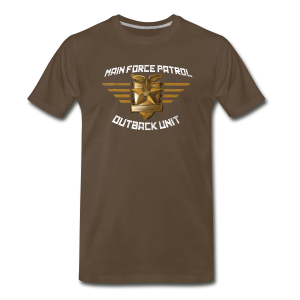 MFP Bronze Shirt - Men's Premium T-Shirt