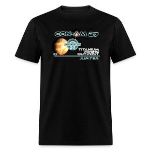 Con Am 27 Jupiter Mining - Men's T-Shirt
