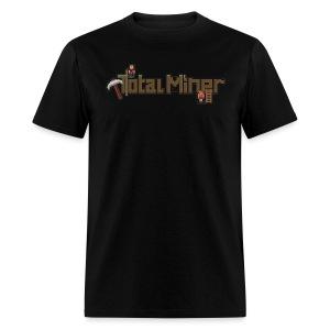 Total Miner Logo T-Shirt - Men's T-Shirt