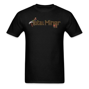 Total Miner Logo T-Shirt - Men's T-Shirt