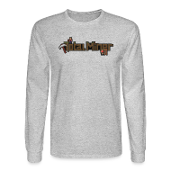 Long Sleeve Shirts ~ Men's Long Sleeve T-Shirt ~ Total Miner Logo Long Sleeved T-Shirt